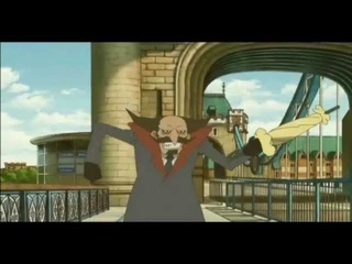 Professor Layton and the Art of Gentlemanliness.