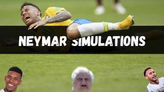 NEYMAR ALL SIMULATIONS AND FAKE SKILLS HD