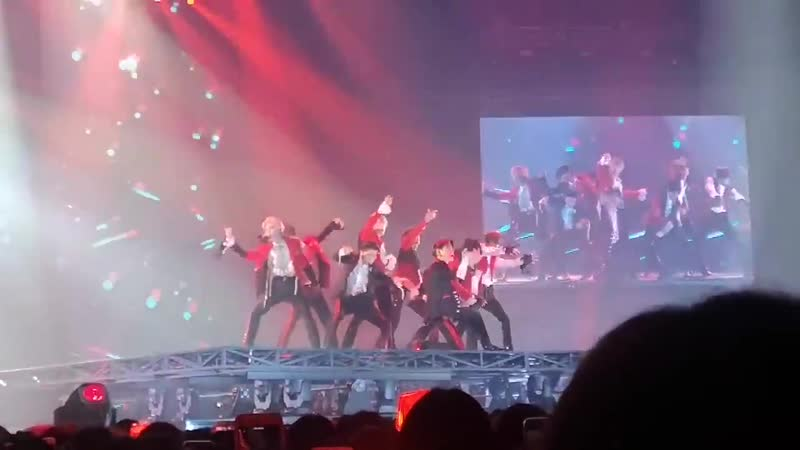 190127 NCT 127 'NEO CITY SEOUL The Origin' D 2 simon says NCT127 1stTour