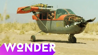 Engineers Build An Escape Vehicle From Plane Wreckage | Escape E1