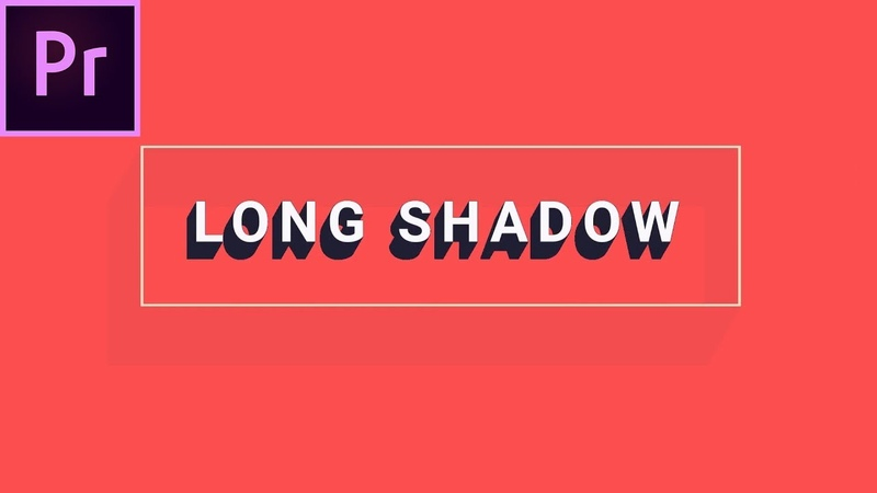 How To Use Motion Array's Longshadow Plugin Effect for Premiere Pro смотреть онлайн без регистрации