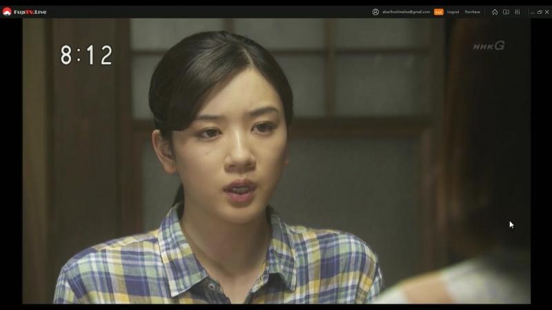 829 連続テレビ小説 半分、青い。(129)「何とかしたい!」「NHK asadora Hanbun, Aoi」