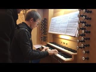 Саундтрек из фильма Интерстеллар орган Тимур Халлиулин