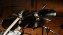 Meinl Cymbals B18MTC-B Byzance 18 Brilliant Medium Thin Crash Cymbal
