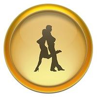 Логотип СибТанго / Аргентинское танго в Новосибирске.