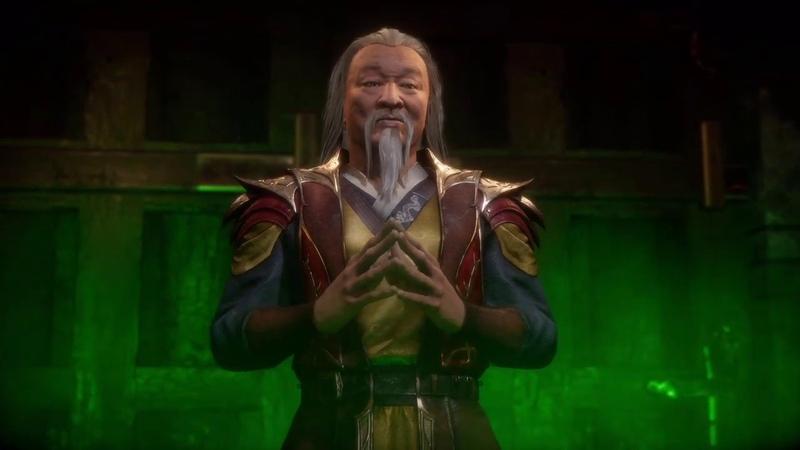 KRYPT Mortal Kombat 11 ПЕРВЫЙ ВЗГЛЯД