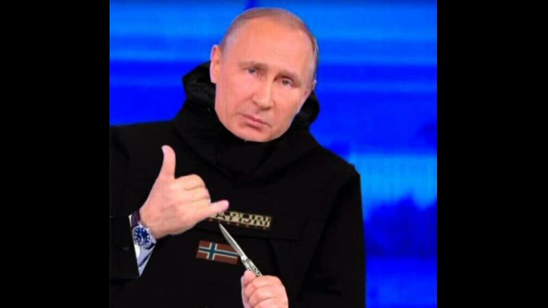 VINEVIDEO nightoust Putin umnizza stroit imperiy