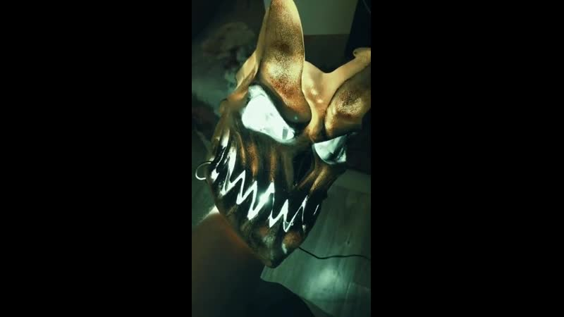 SATANIK PRODUCTION - SLAUGHTER TO PREVAIL MASK(Alex Terrible)