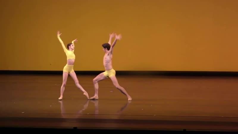 Maria Khoreva Xander Parish ballet Closure Juliano Nunes