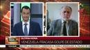 Juan Francisco Coloane analiza la intentona golpista en Venezuela
