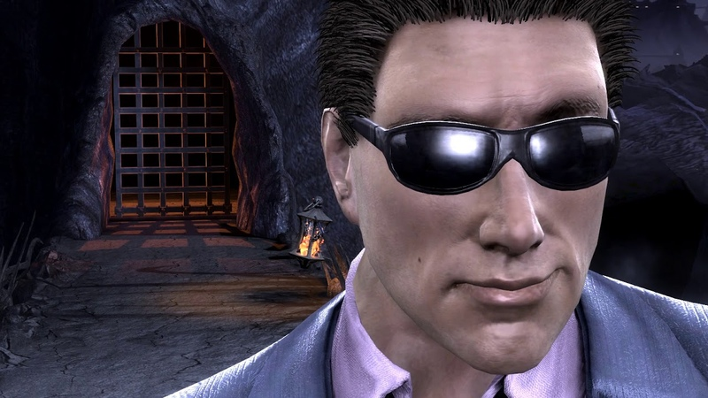 Mortal Kombat 9 вот это норм тут бива прохождение