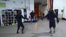 Steel Rapier Sparring   Carlos VS Manolo