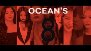 Ocean's 8 parody trailer RED VELVET/BLACKPINK's Jennie, Lisa and Ros Read pinned comment