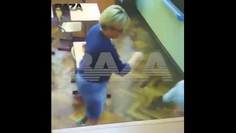 Это новые записи с камер наблюдения из коррекционной школы 2124. Педагог Екатерина Туранос