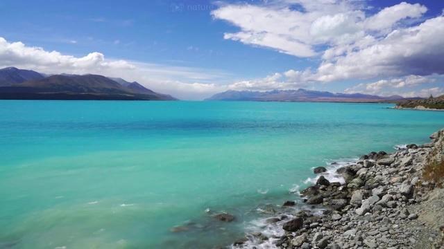 New Zealand's South Island ·