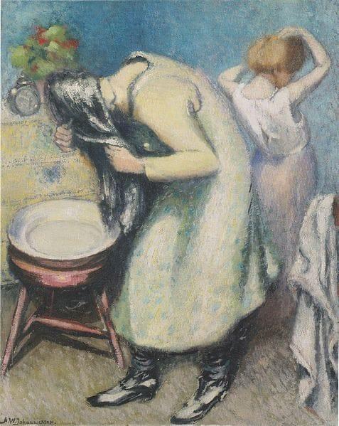 История моды с Марьяной С. Как дамы XIX века мыли головуВ наши дни мыть голову - это, в общем, удовольствие. Вода любой комфортной температуры, всевозможные средства - от шампуней до масок (с