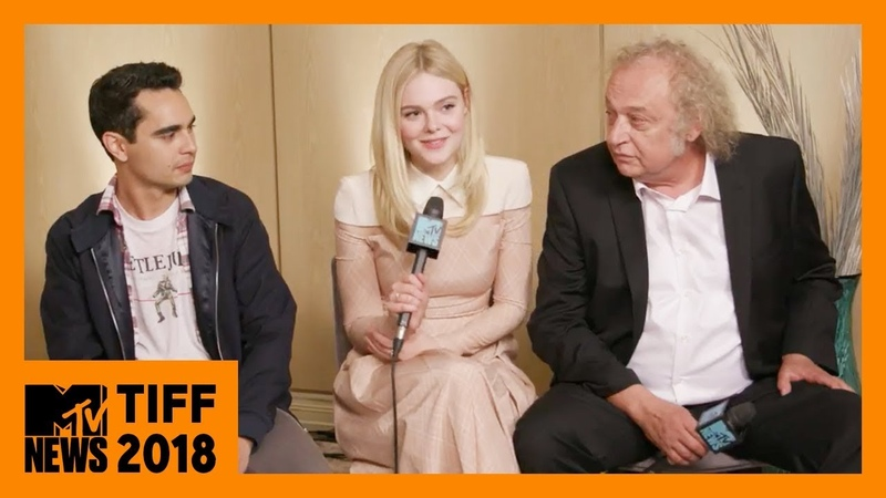 Elle Fanning Max Minghella on 'Teen Spirit' Being BTS Fans | TIFF 2018 | MTV News