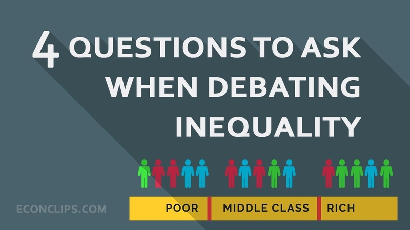 ❔ 4 Questions to Ask When Debating Inequality