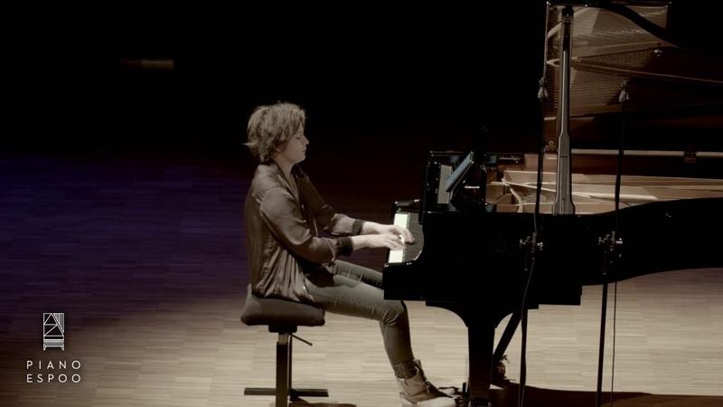 Natacha Kudritskaya plays Ravel at the PianoEspoo Festival 2015