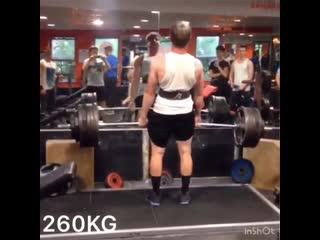 от 140 кг до 400 кг за 5 лет в становой тяге