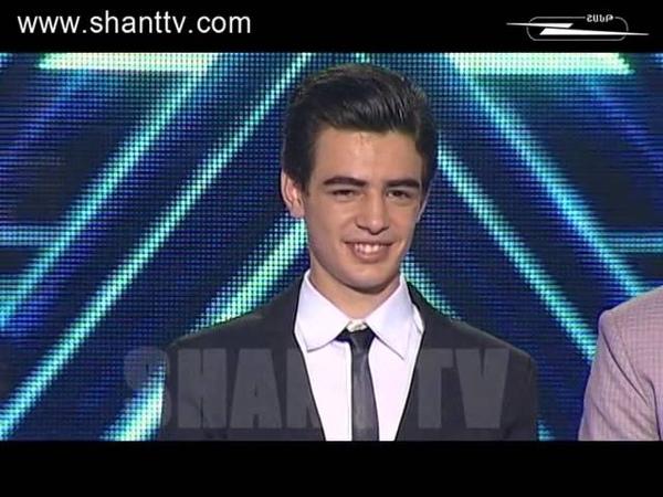X Factor 3 Vahe Margaryan Վահե Մարգարյան Eraz im erkir hayreni Gala 04