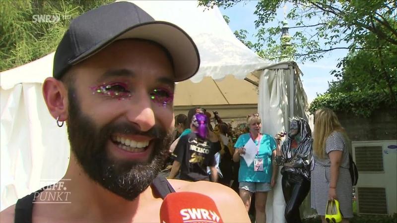 World Bodypainting Festival am Wörthersee 21 07 2019 SWR Treffpunkt