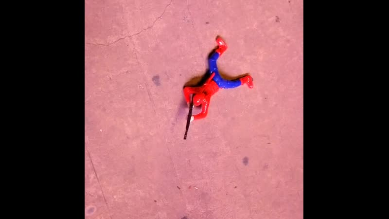 Spiderman with Guns hahaha 😂 Might Pull Up on you with AK47