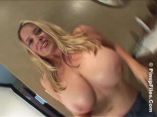 Jana defi maggie green -boobs poof bounce