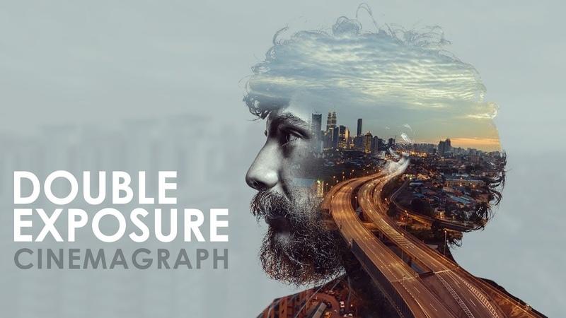 Double Exposure Cinemagraph - Photoshop Tutorial