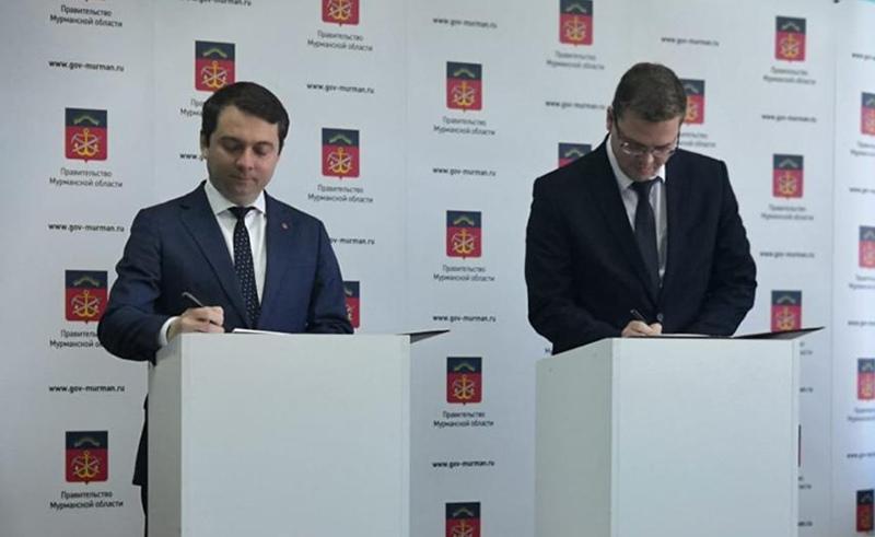 Соглашение о сотрудничестве между Правительством Мурманской области и АО «Апатитыводоканал»