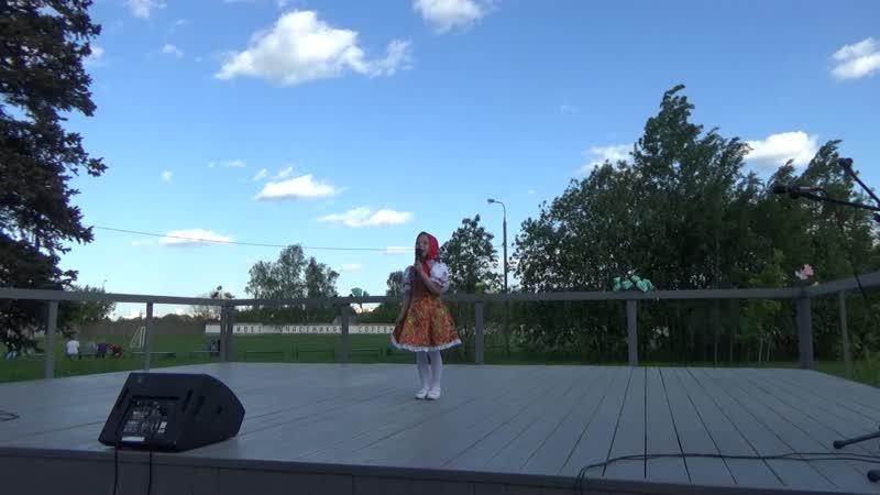 Мария Ходакова - Русская матрешка