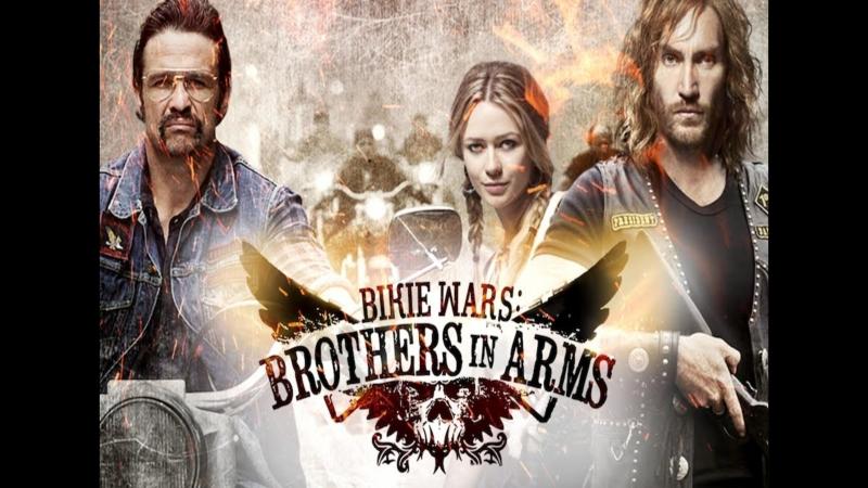Байкеры: Братья по оружию | 3 серия (Bikie Wars: Brothers in Arms)