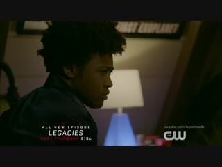 """Legacies 1x10 Promo """"Theres A World Where Your Dreams Came True"""" (HD)"""
