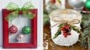 Niesamowite pomysły na dekoracje i ozdoby świąteczne które możesz zrobić samemu DIY
