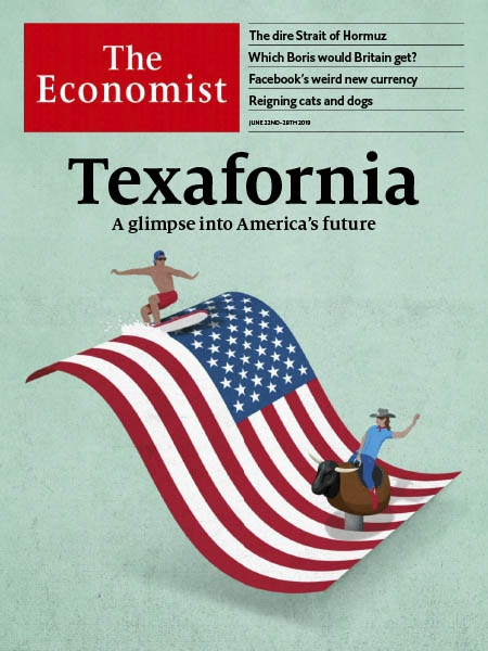 The Economist USA 06.22.2019