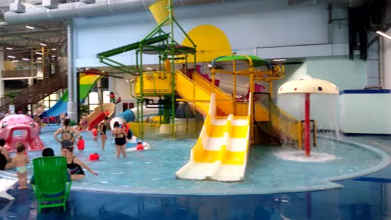аквапарк Ярославль 2019