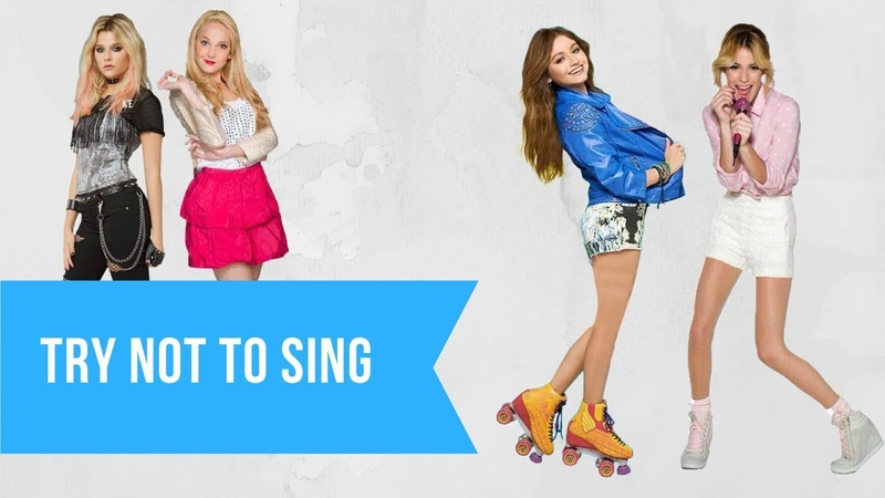 Try Not To Sing | Soy Luna Violetta | Abracachasyde