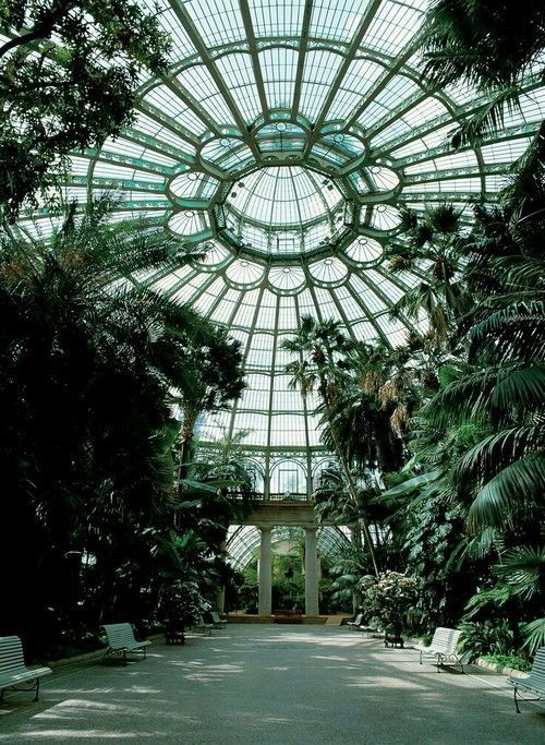 Royal Greenhouses / Laeken, Brussels