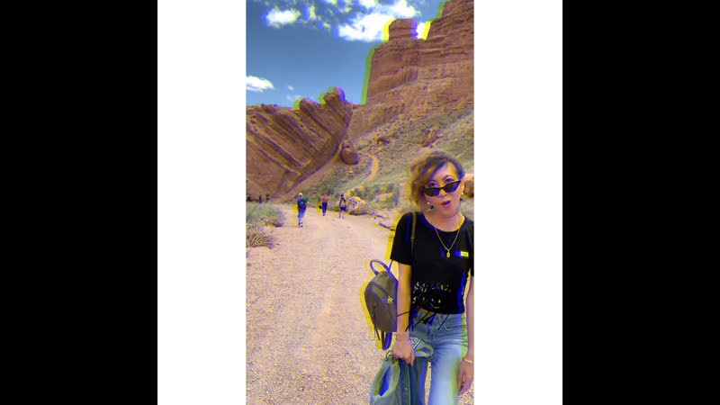 Чарынский каньон ❤️❤️