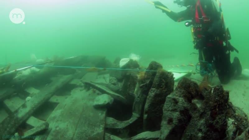 Тайна затонувшего корабля Познавательный история исследования 2014