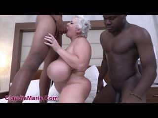 Claudia marie double interracial breeding