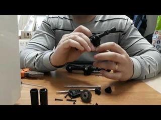 Мосты от Injora копия Axial scx10 II. INJORA RC Car Complete Axle for 1:10 Crawler 90046 90047