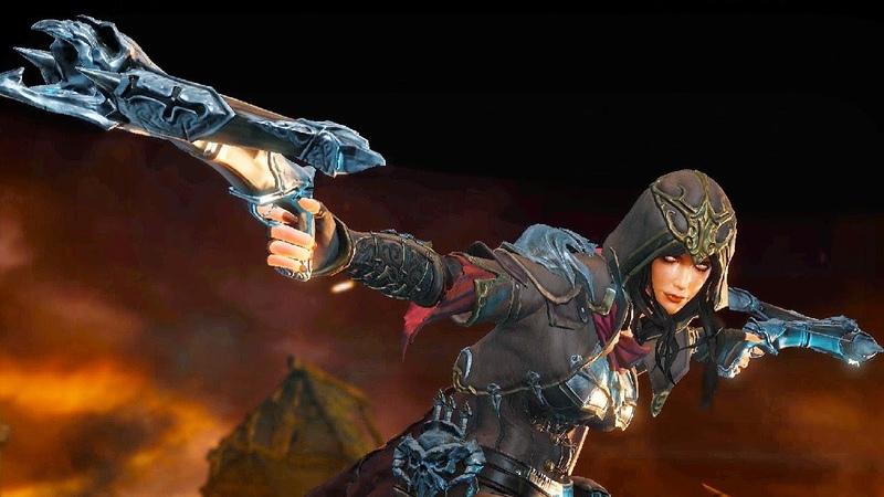Blizzard Responds to Diablo Immortal Reskin Controversy - BlizzCon 2018