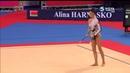 Alina Harnasko Clubs Final Sofia World Cup 2019