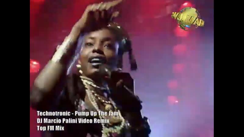 Technotronic - Pump Up The Jam (Top FM Mix)