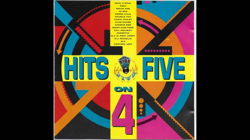 Hits On Five 4