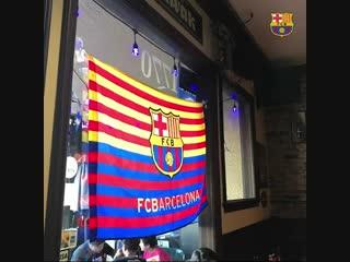 "Фанаты ""Барселоны"""