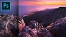 Hidden Color Settings for Landscapes in Photoshop