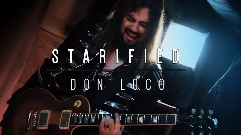 Starified Don Loco Live @ CSBR Studio