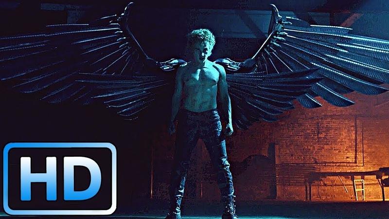 Апокалипсис улучшает крылья Ангела / Люди Икс: Апокалипсис (2016)